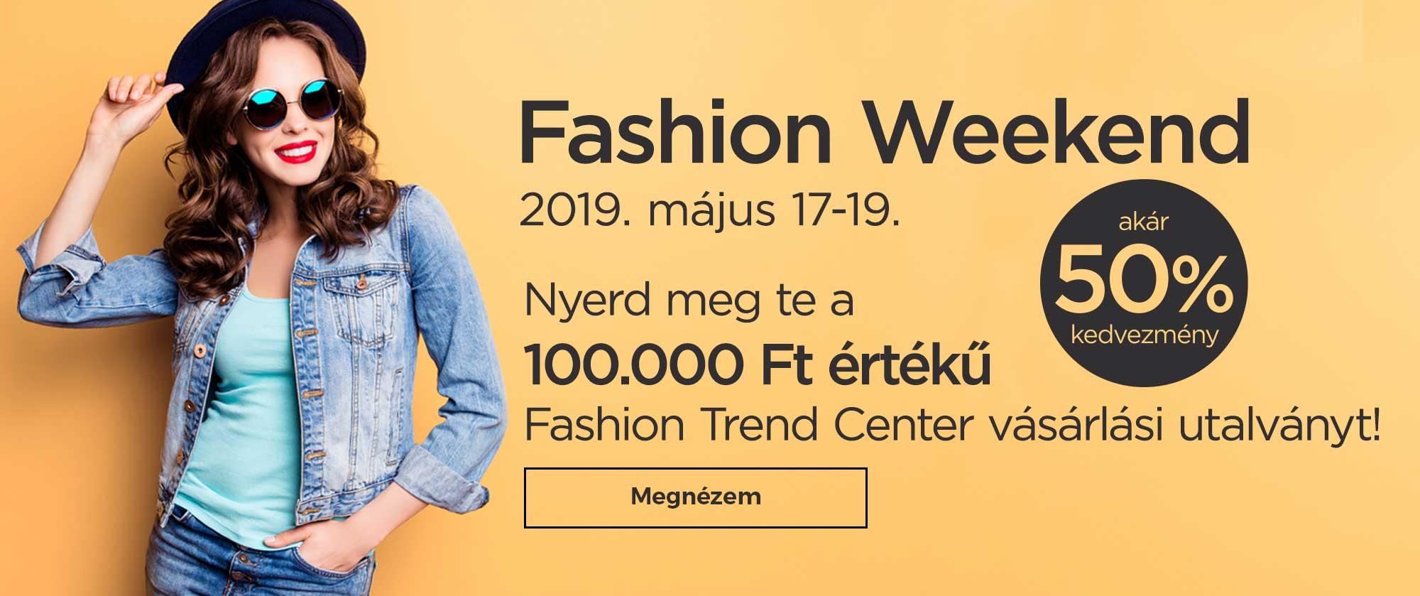 4bcdc4a442 Fashion Weekend - Fashiontrendcenter